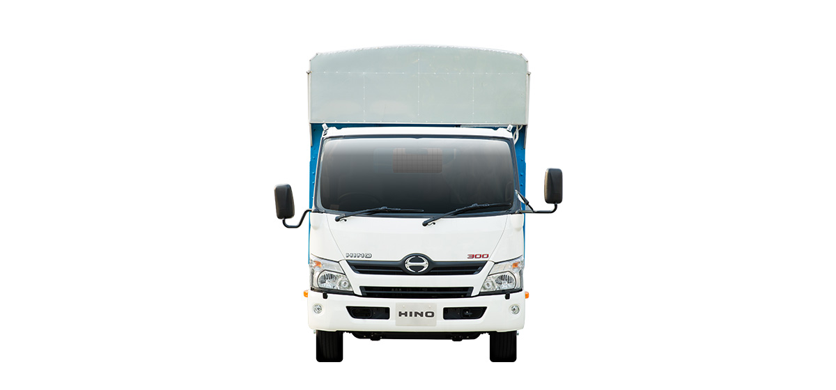 300 Series Wide Cab, Seafood Fish Body (FRONT)