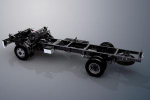 High strength of chassis