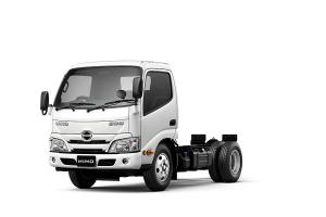 Hino 300 5.5 Tons Low Chassis