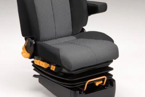 ISRI Auto Adjustable Air Suspension Driver Seat