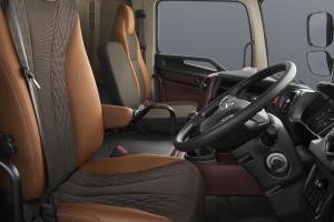 Factory-built 10-way Adjusted Air Suspension Driver Seat