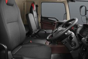 Factory-built 8-way Adjusted Driver Seat