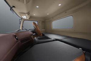 Spacious Rear Resting Space